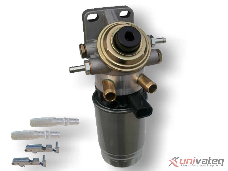Beheizter Dieselfilter, Kraftstoffvorwaermung, Filterheizer